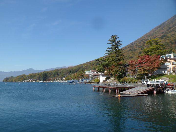 lac Chuzenji Nikko