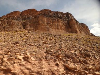 Vallée du Draa - Dunes de Tidri