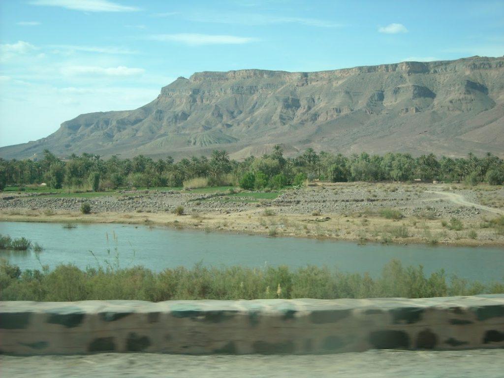 Ouarzazate route