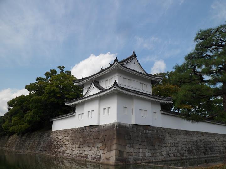 château de Nijo voyage au Japon kyoto