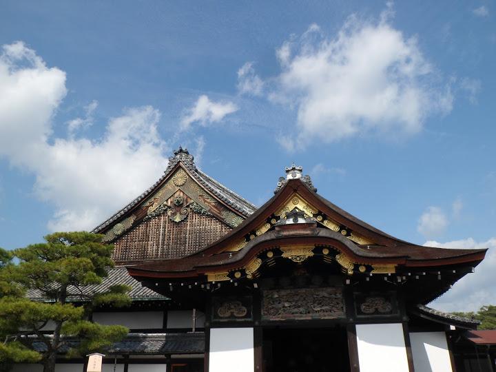 chateau de Nijo Kyoto