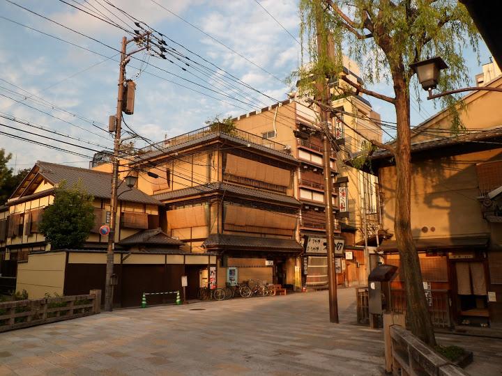 Kyoto à Pontocho Dori