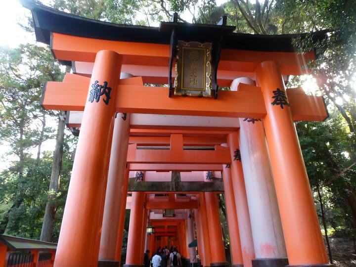 Fushimi Inari Kyoto Torii