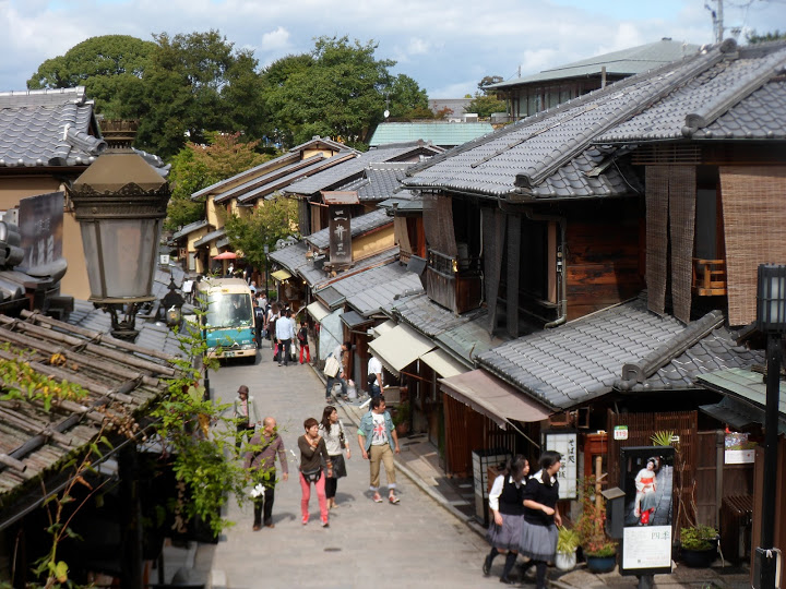Temple Higashiyama-ku Kyoto